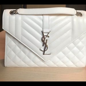 Yves Saint Laurent Envelope medium bag